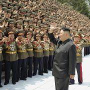Klapperdürr nach Schlank-OP? Nordkorea-Diktator kaum wiederzuerkennen (Foto)