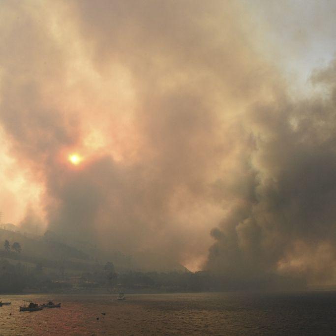Gluthitze mit fast 50 Grad am Mittelmeer! Regierung fürchtet Kollaps (Foto)