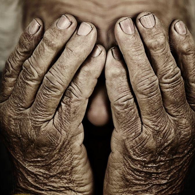 Horror-Paar hält gefolterte Oma jahrelang als Sklavin (Foto)