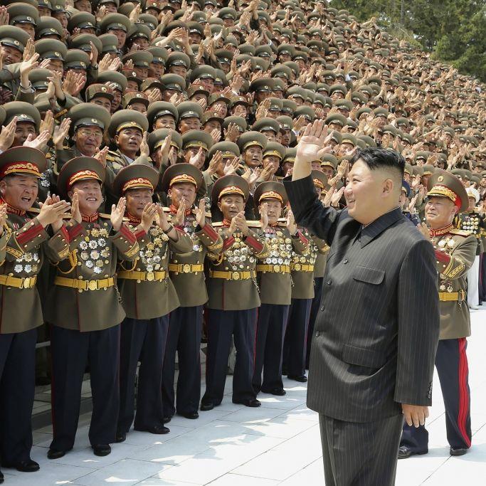 Er beschwerte sich über das Essen! Nordkorea-Diktator richtet Generalmajor hin (Foto)