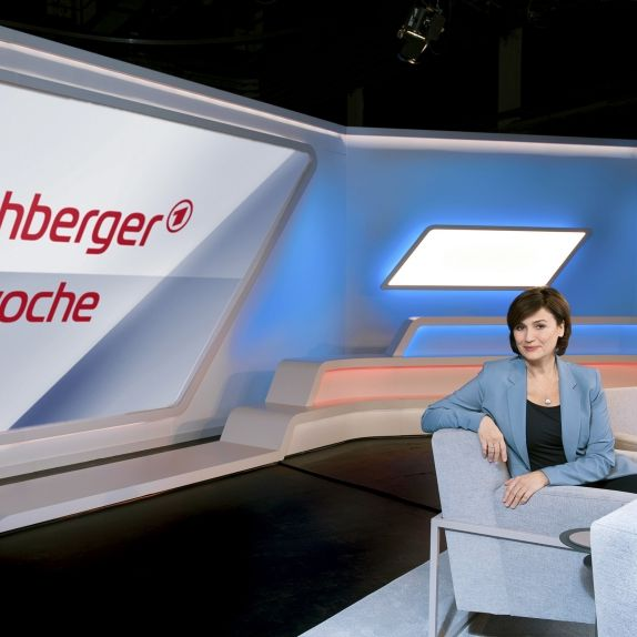 Sommerpause beendet!Alle Themen und Gäste aktuell bei Sandra Maischberger (Foto)