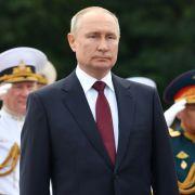 Kreml-Chef schürt mit einem Manifest erneut Angst vor einem Krieg. (Foto)