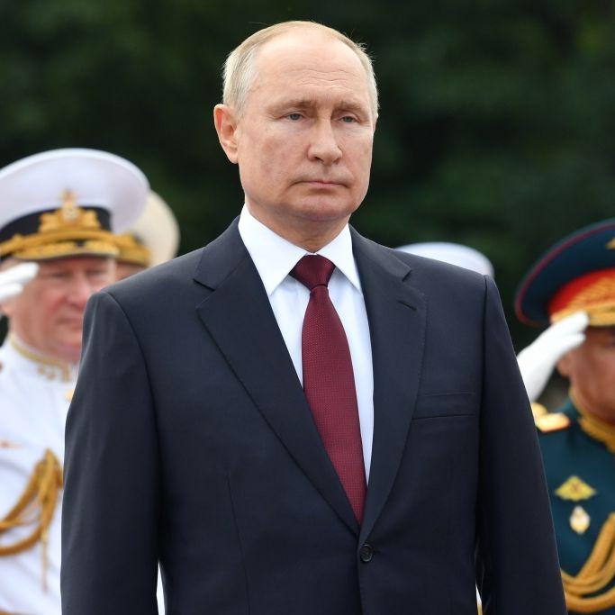 Angst vor Krieg! Kreml-Chef droht der Ukraine in Manifest (Foto)