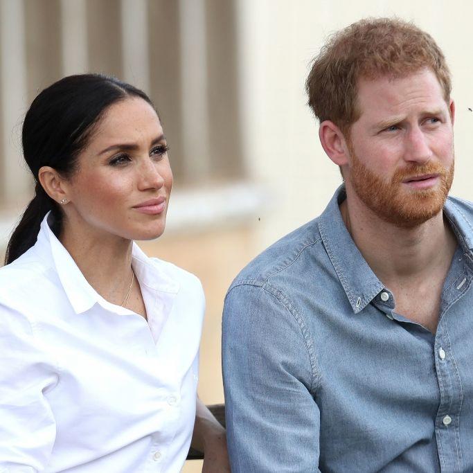 """Royals-Drama! Deshalb hat sie Prinz Harry """"einfach ausgesperrt"""" (Foto)"""