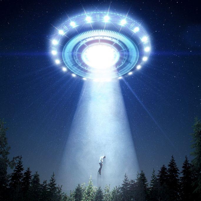 Zeitreisender kündigt Alien-Ankunft an - noch in DIESEM Jahr (Foto)