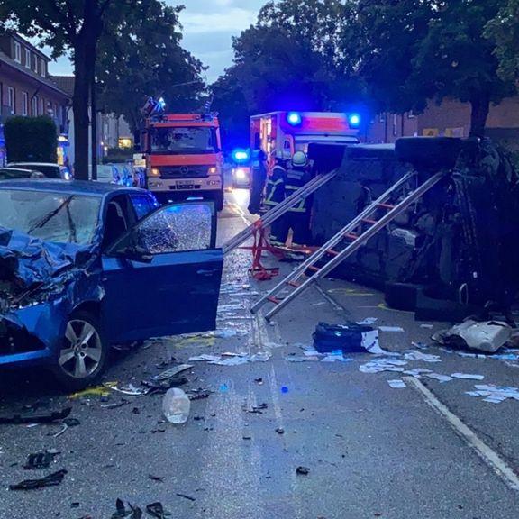 Zugedröhnter Autofahrer (29) rast Pizzabote zu Tode (Foto)