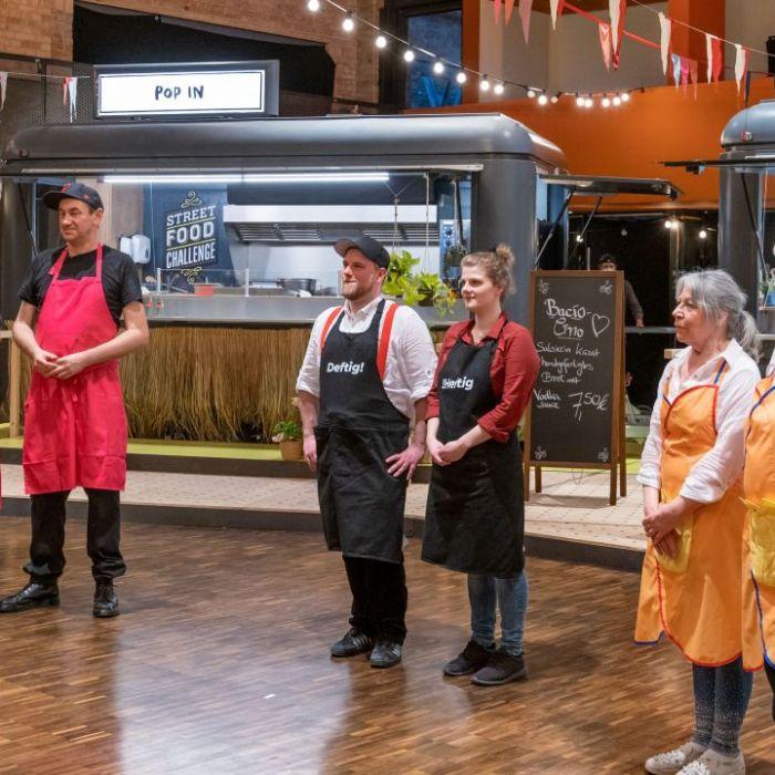 Wiederholung des Kochduell im TV und online (Foto)