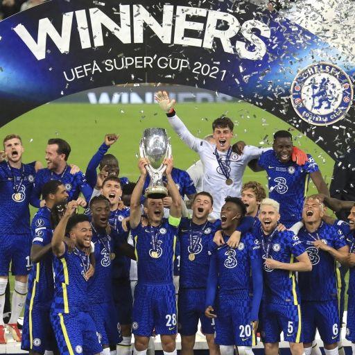 Tuchel gewinnt mit Chelsea auch den Supercup: Sieg gegen Villarreal (Foto)