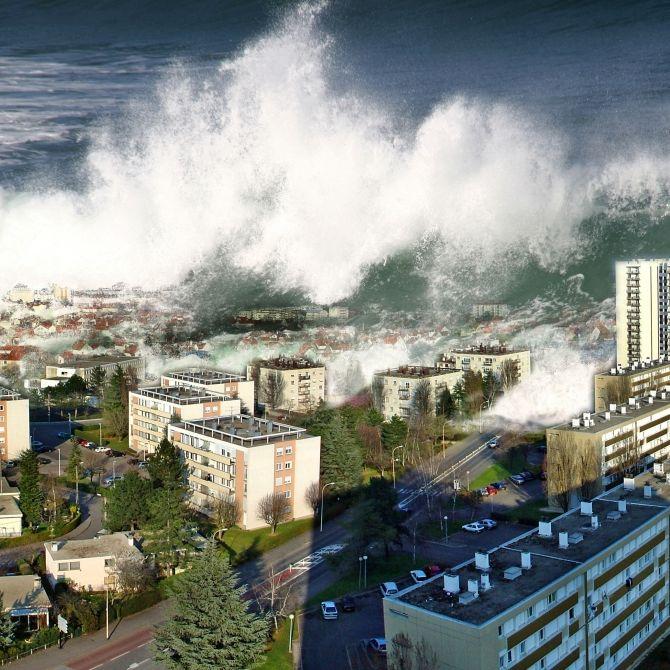 Forscher warnen vor verheerender Monster-Welle (Foto)