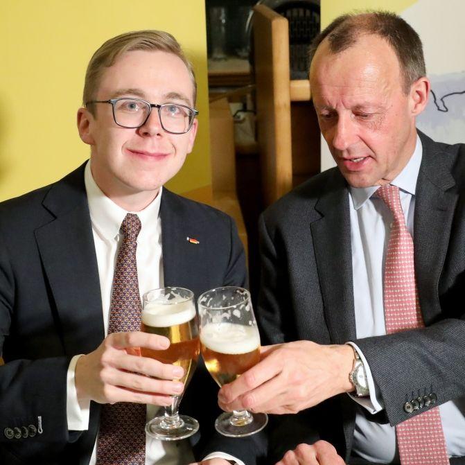 Zwischen Bundestag und Skandal! So lebt der CDU-Jungstar (Foto)