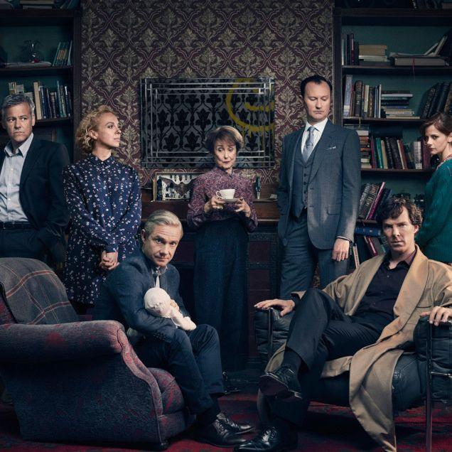"""Großer Schock! """"Sherlock""""-Star (84) überraschend gestorben (Foto)"""