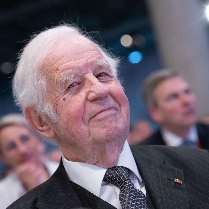 """Trauer um """"König Kurt""""! CDU-Politiker mit 91 Jahren gestorben (Foto)"""