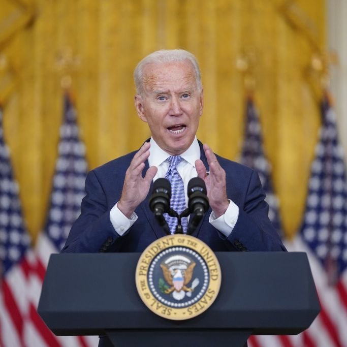 """Starke militärische Reaktion!"" US-Präsident droht denTaliban (Foto)"