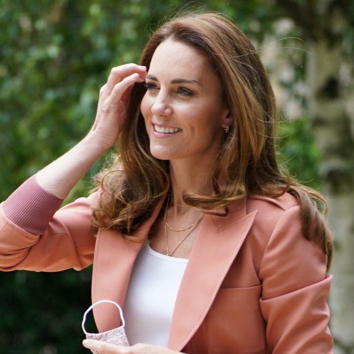 Große Hilfe! IHR vertrautKate Middleton ihr Liebstes an (Foto)