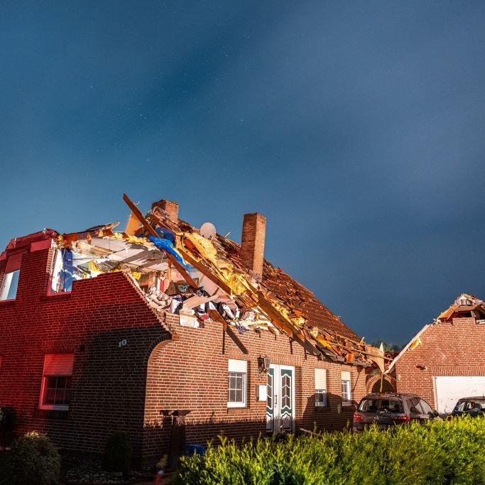 Schneise der Zerstörung! Meteorologen warnen vor weiteren Tornados (Foto)