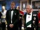 Prinz William war schon drauf und dran, alles hinzuschmeißen - doch sein Vater Prinz Charles sprach ein Machtwort. (Foto)