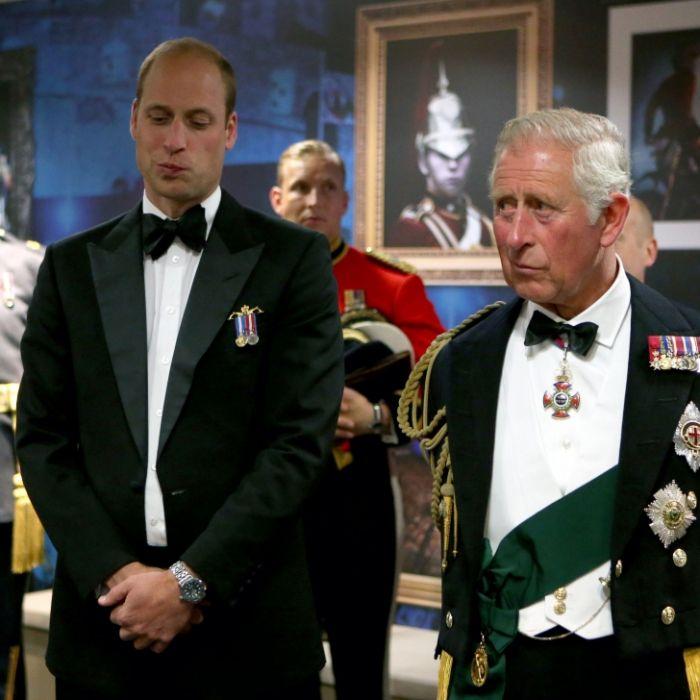 Er wollte schon hinschmeißen - doch Prinz Charles sprach ein Machtwort (Foto)