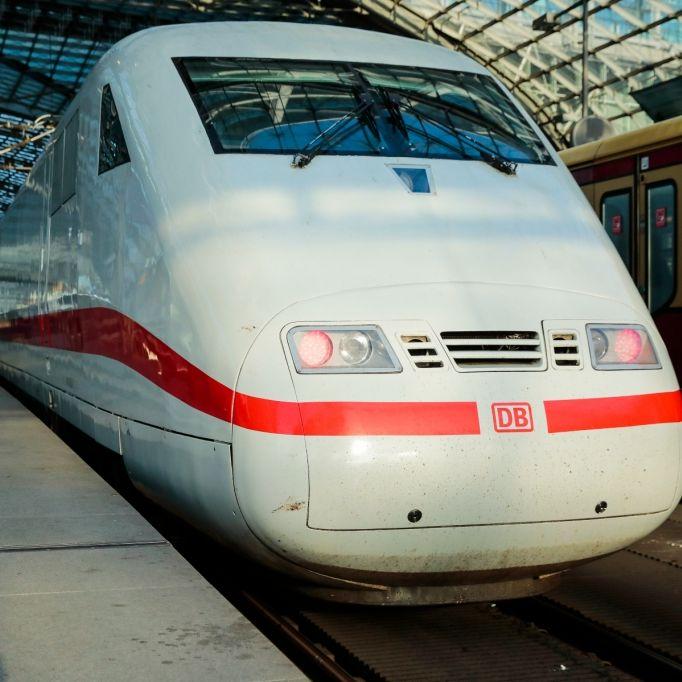 Was verdienen Lokführer bei der Deutschen Bahn? (Foto)