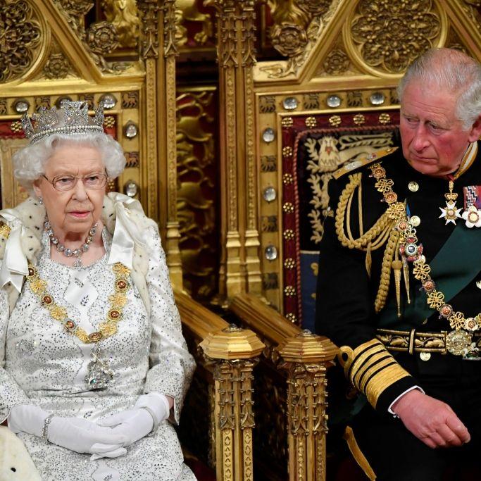 Plötzliche Abdankung! Sieht SO die Royals-Zukunft aus? (Foto)