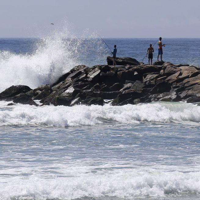 Sturmflut-Warnung an der Ostküste! Tropensturm geht die Puste aus (Foto)