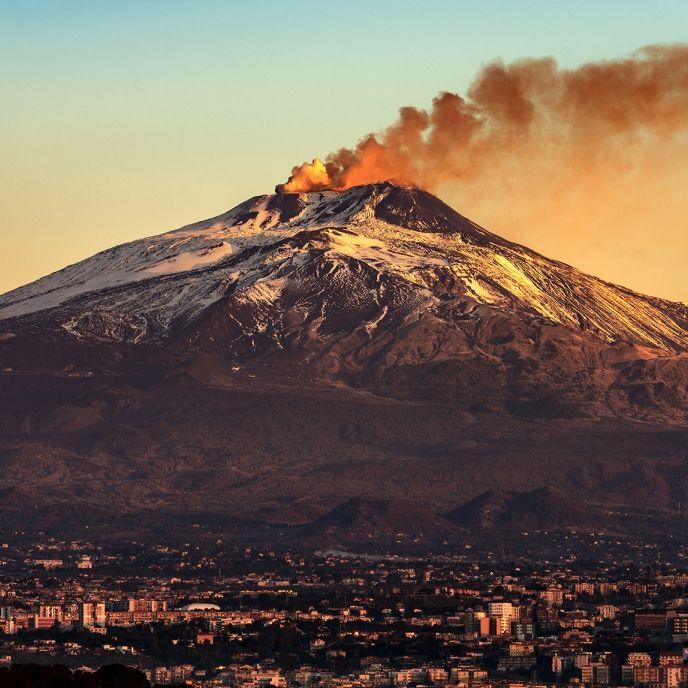 Brodelnde Supervulkane! Droht Europa die Katastrophe? (Foto)