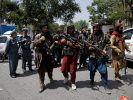 Eine afghanische Zeugin berichtet von den Gräueltaten der Taliban. (Foto)