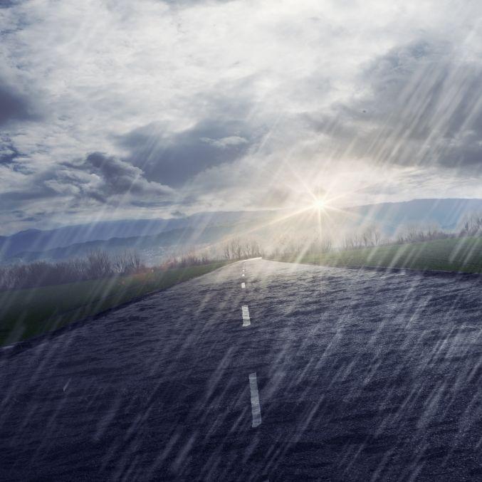 Achtung, Hochwasser-Gefahr! Tief Nick flutet Deutschland (Foto)
