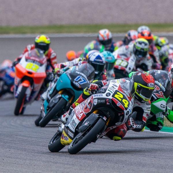 Die aktuellen Renn-Ergebnisse in Moto2, Moto3 und MotoGP (Foto)