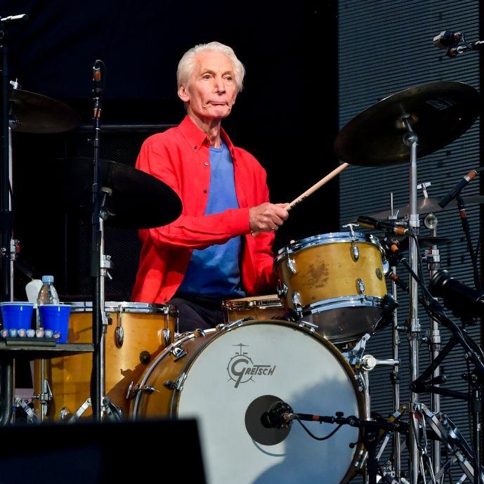 """Große Trauer! """"Rolling Stones""""-Schlagzeuger überraschend verstorben (Foto)"""