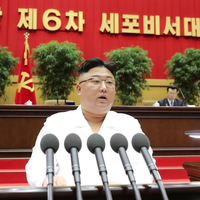 Irrer Bericht behauptet: Kim Jong-uns Armee ist unbesiegbar! (Foto)