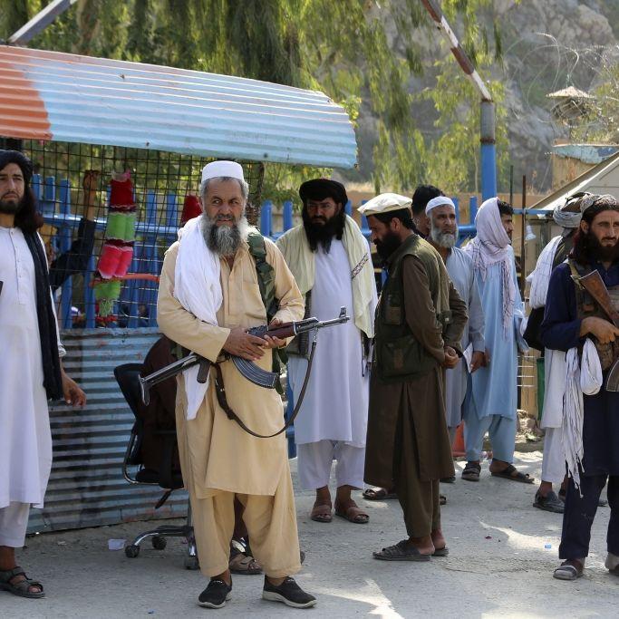 Taliban-Vergewaltiger entführen junge Frauen und Kinder (Foto)