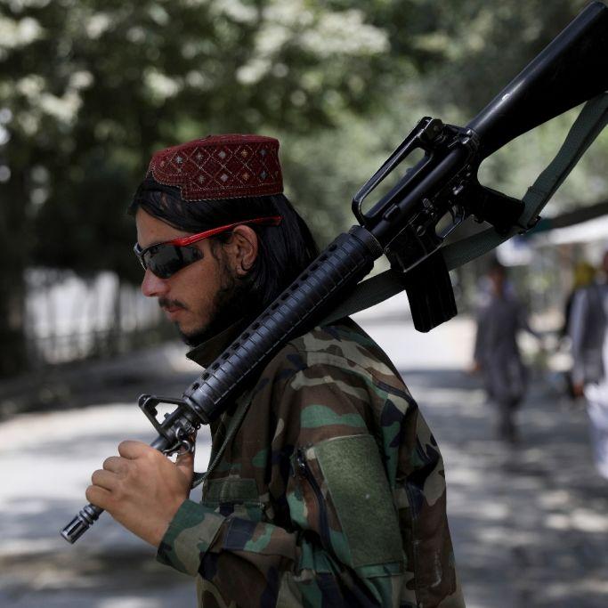 Taliban-Sprecher: Taliban brauchen Schulung im Umgang mit Frauen (Foto)