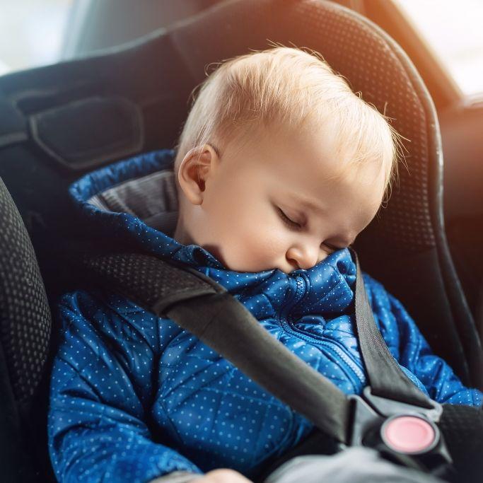 Junge (2) stirbt qualvollen Hitze-Tod in glühend heißem Auto (Foto)