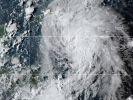 """Ein Satellitenbild zeigt Hurrikan """"Ida"""", der aktuell auf die US-Golfküste zu rast. (Foto)"""