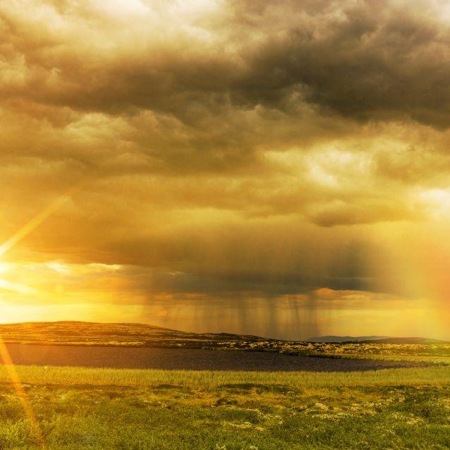 Hoch Gaya vertreibt die Unwetter! HIER steigen die Temperaturen (Foto)