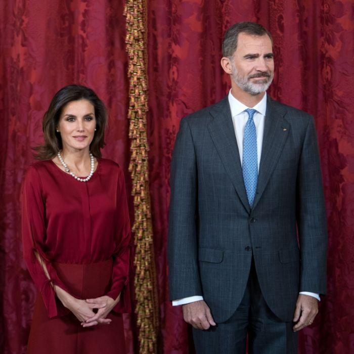 Spanische Royals nehmen Abschied von Kronprinzessin (Foto)