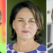 Alle Wahlsendungen zur Bundestagswahl mit Olaf Scholz, Annalena Baerbock und Armin Laschet. (Foto)