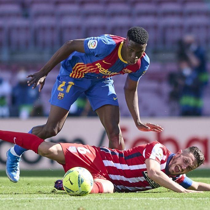 BuLi-Wechsel-News:Barça-Talent Ilaix Moriba wechselt zu RB Leipzig (Foto)