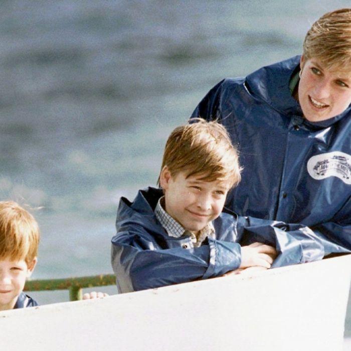 Insider packt aus: Wollte sie William und Harry von Prinz Charles trennen? (Foto)