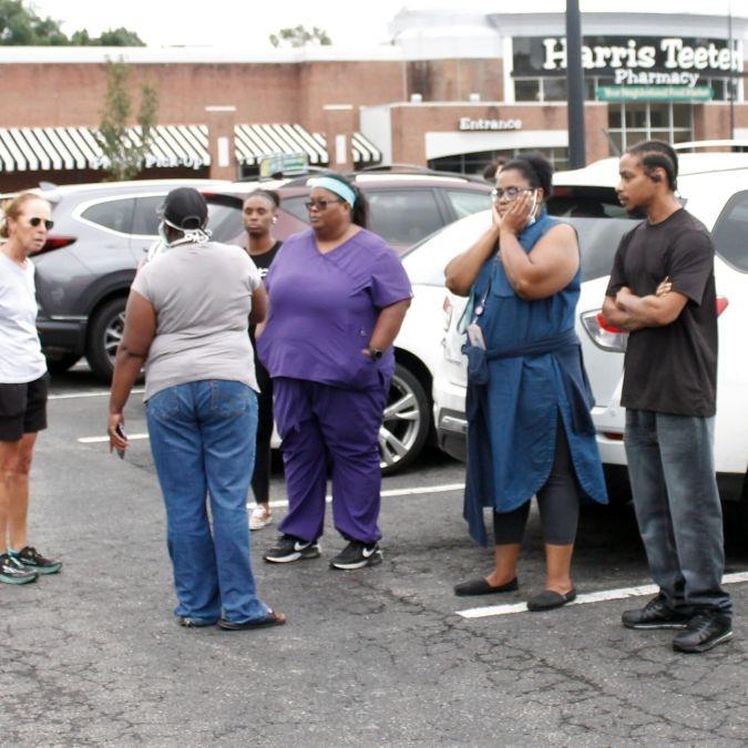 Schüsse an US-Highschool! Schüler getötet, Schütze flüchtig (Foto)