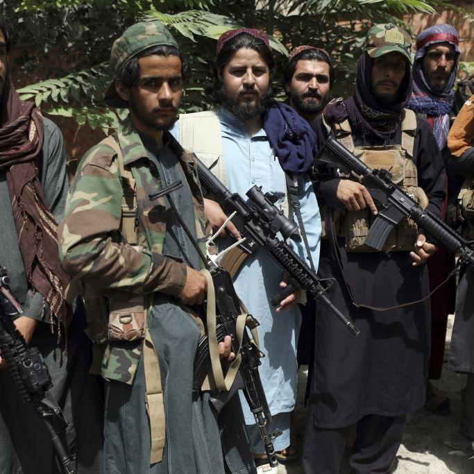 Taliban richten schwangere Polizistin hin (Foto)