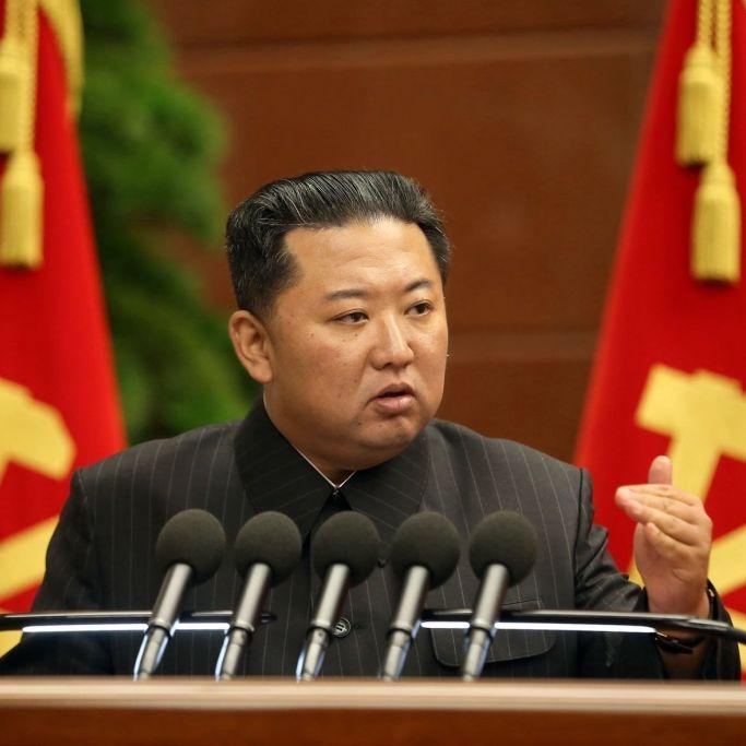 """Alarmstufe Rot! Nordkoreas Diktator wehr sich gegen """"ernsthafte Gefahr"""" (Foto)"""