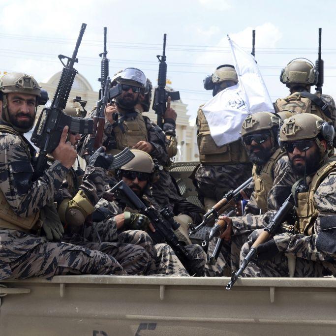 Mit Kabeln und Peitschen! Taliban prügeln Journalisten blutig (Foto)