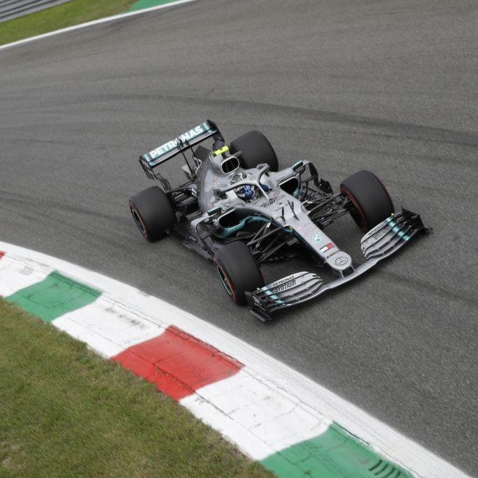 Ricciardo-Sieg in Monza - Crash von Verstappen und Hamilton (Foto)