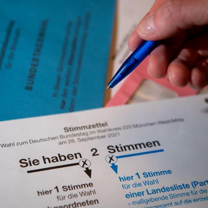 Antrag, Fristen, Abgabe-Termin! DAS müssen Sie bei der Wahl per Brief beachten (Foto)