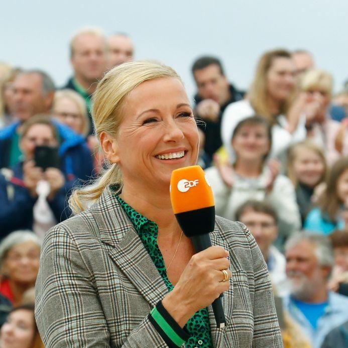 Natur pur! Andrea Kiewel lässt Beatrice Egli heute schwitzen (Foto)