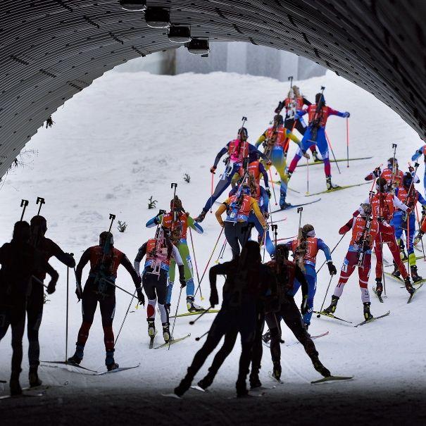 Alle Wettkampf-Termine der Biathlon-Stars auf einen Blick (Foto)