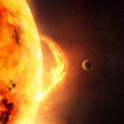 Ein schwerer Sonnensturm könnte massive Auswirkungen auf die Menschheit haben. (Foto)