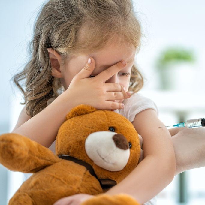 Impfungen für Kinder ab 5 Jahren kommen (Foto)