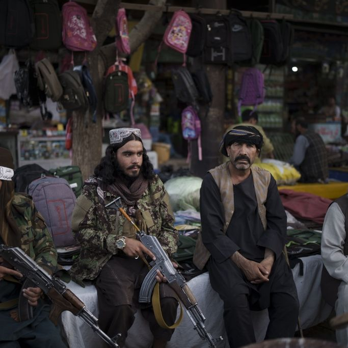 Taliban sollen Bruder von Ex-Vizepräsident Saleh getötet haben (Foto)